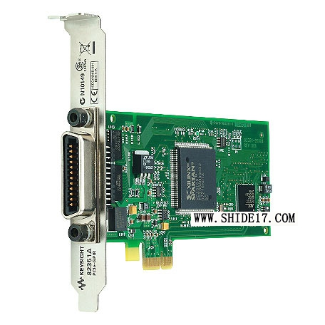 82351B High Performance PCIe-GPIB Interface Card